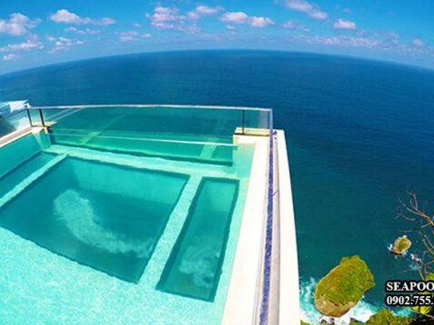 Bể Bơi đáy Kính Là Gì