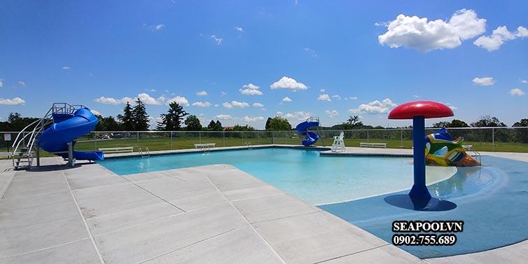 Chi phí tăng thêm trong xây dựng bể bơi kinh doanh