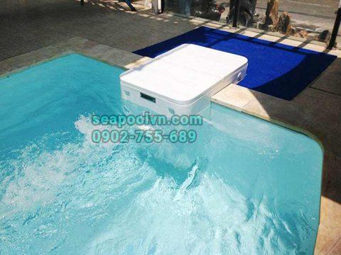 Giới thiệu về máy lọc nước hồ bơi thông minh