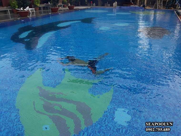 Hồ Bơi âm đất Là Lựa Chọn Cho Thiết Kế Phổ Biến