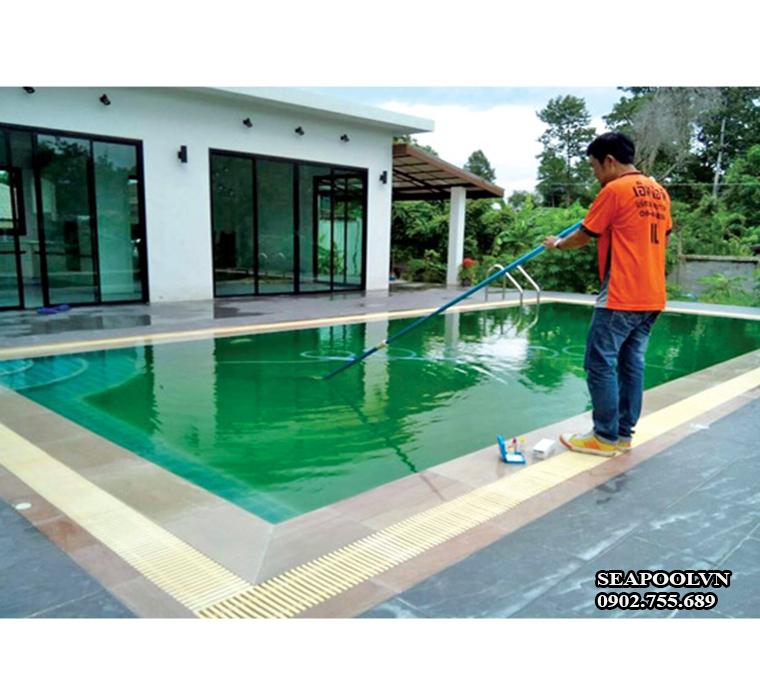 Hoá chất xử lý hồ bơi SODA
