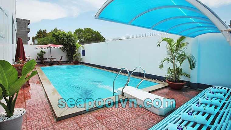 Lựa chọn thiết bị xử lý nước bể bơi phù hợp