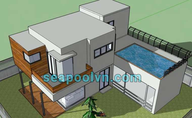 Lựa chọn đơn vị thiết kế xây hồ bơi có năng lực