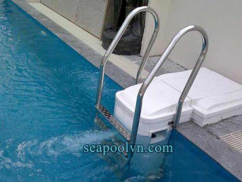 Máy lọc bể bơi gia đình