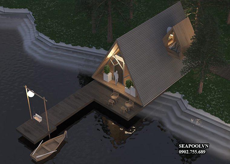Top Thiết Kế Hồ Bơi đẹp