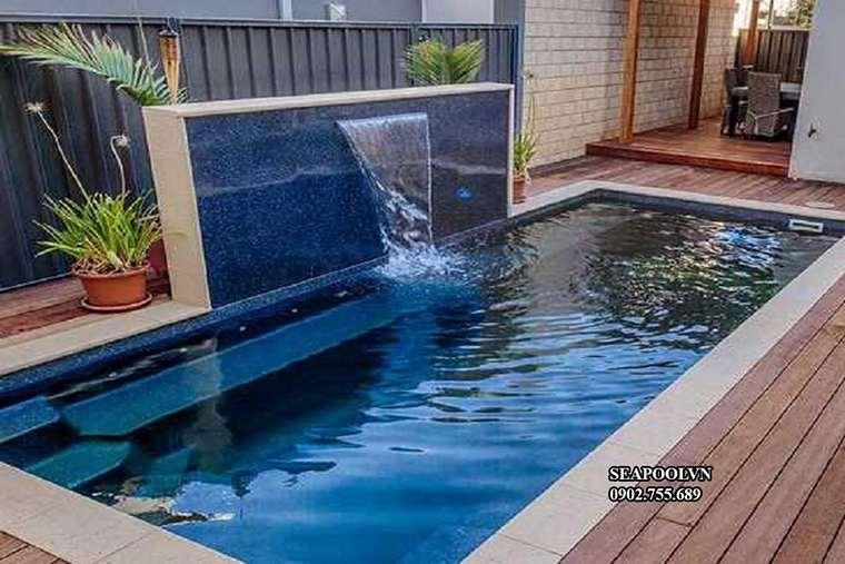 Vật Liệu Xây Dựng Cho Bể Bơi Gia đình