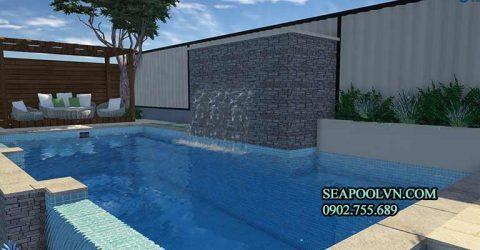 Công ty thiết kế thi công hồ bơi | Xây dựng bể bơi | SEAPOOLVN