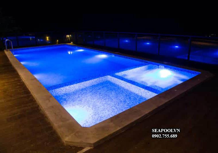 Chức Năng Của đèn Trang Trí Hồ Bơi