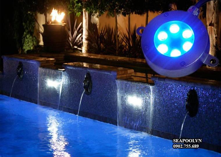 đèn Bể Bơi 100w