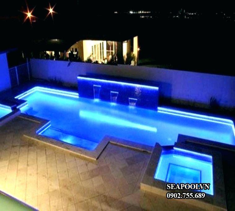 đèn Bể Bơi Waterco