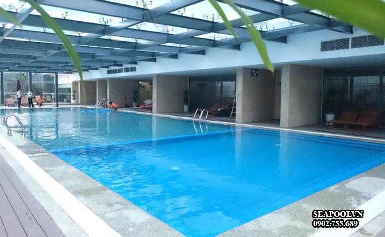 Bể Bơi Thpt Nguyễn Thượng Hiền