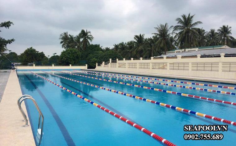 Dây Phao Phân Luồng Bể Bơi