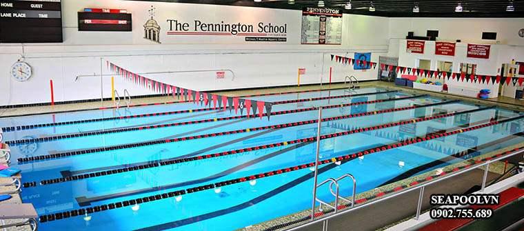 Đề án Xây Dựng Bể Bơi Trường Học