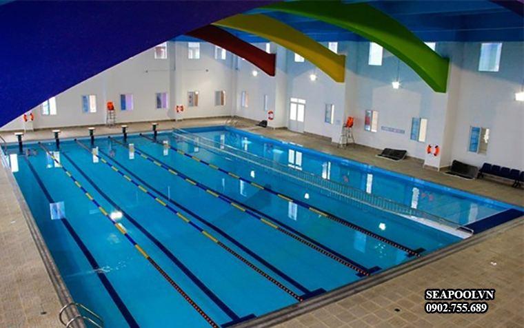 Quy định Xây Dựng Bể Bơi Trường Học