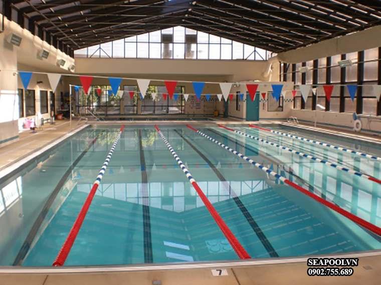 Tiêu Chuẩn Thiết Kế Hồ Bơi Trường Học