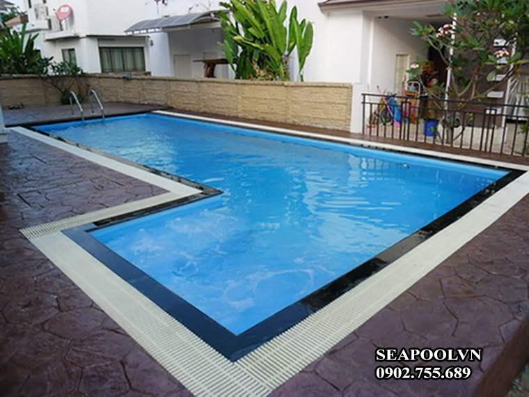 Công Ty Sửa Chữa Bể Bơi Tphcm