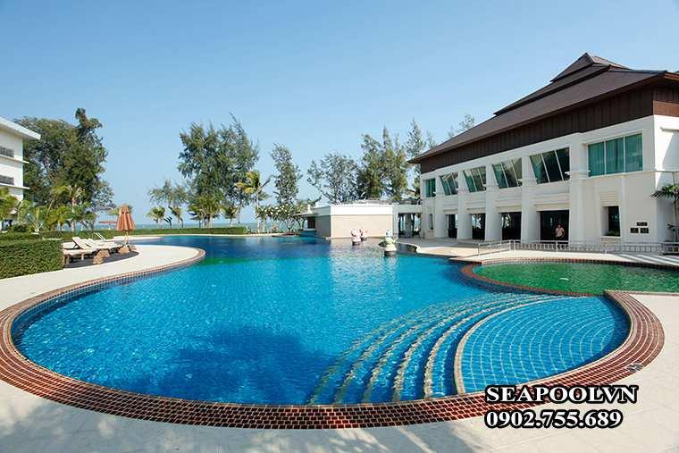 Seapoolvn Thiet Ke Thi Cong Be Boi Uy Tin Hang Dau Tai Da Nang