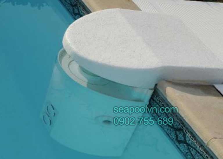 Máy lọc nước bể bơi không đường ống dành cho hồ diện tích nhỏ cần thiết
