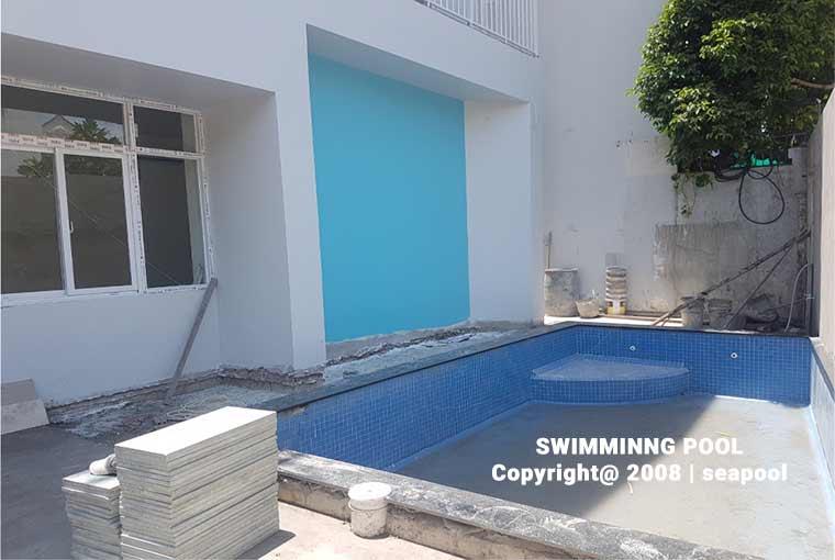 Tư vấn thiết kế bể bơi gia đình
